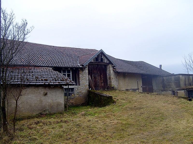 DEMOLY Maison Tarcenay
