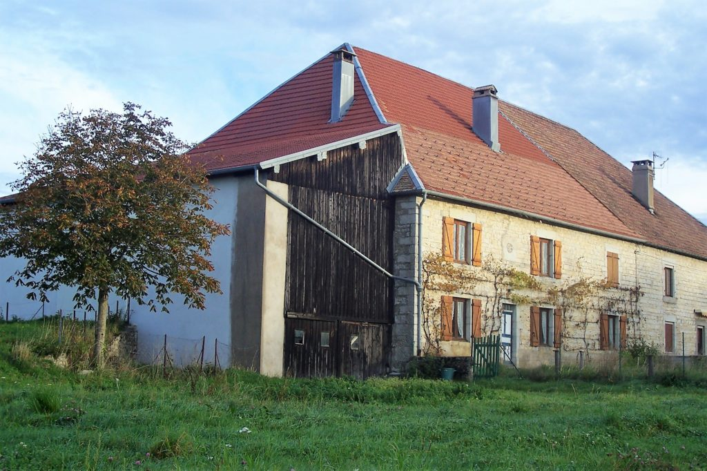 GERARD N. Maison Etalans (2)