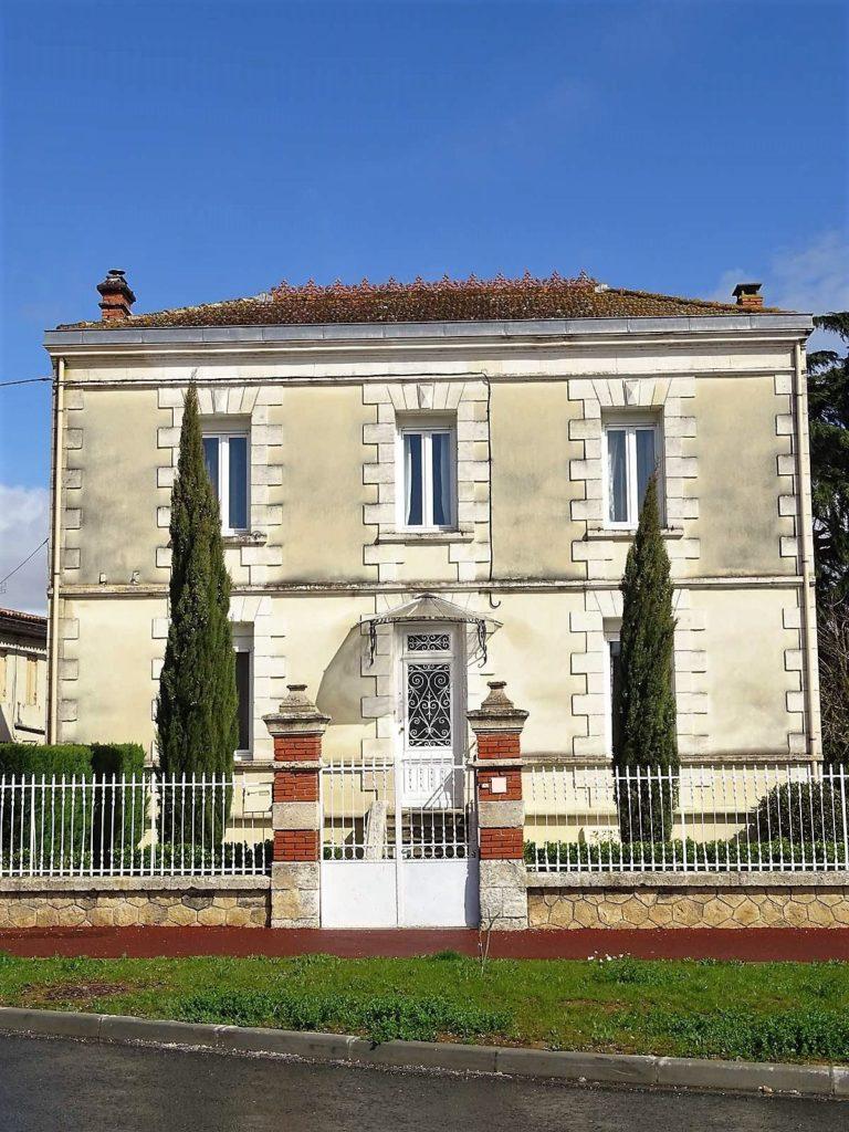 MOREAU Maison Abzac