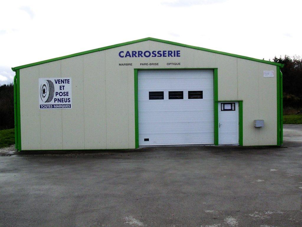 ROUSSEL GALLE Carrosserie Murs Valdahon